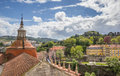 Roof Of The Church Of Saint Goncalo In Amarante Stock Photo - 71980230