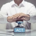 Ready For Action, Act Now Stock Images - 71982094