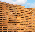 Wooden Pallets Stock Image - 724091