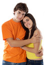Couple In Love Royalty Free Stock Photo - 7203575