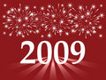 Happy New Year Card Stock Images - 7209874