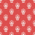 Hand Drawn Skull With Flowers Growing Through It Seamless Pattern. Illustration Of Eternal Life In Traditional Mexican Art Style. Stock Photography - 72003502