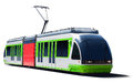 Tramway Isolated Stock Images - 72016884