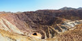 Lavender Pit Copper Queen Mine Royalty Free Stock Photography - 72019817