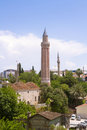 Yivli Minare Mosque Royalty Free Stock Photography - 72082717