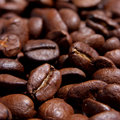 Roasted Coffee Beans Royalty Free Stock Photos - 7215678
