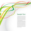 Multi-coloured Strips Stock Photography - 7216592