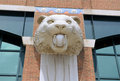 Tiger Statues At Comerica Park On Woodward Avenue, Detroit Michigan Stock Photography - 72101852