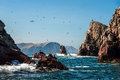 Ballestas Islands, Paracas National Reserve In Peru Stock Photography - 72109412