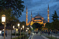 Blue Mosque, Istanbul, Turkey Royalty Free Stock Photo - 72221145