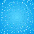 Vector Abstract Background. Air Bubbles In Water. Royalty Free Stock Images - 72270499