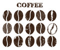 Coffee Beans Grunge. Royalty Free Stock Images - 72279579