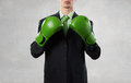 Ready To Fight For Success Royalty Free Stock Photography - 72284717