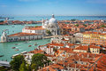 Panoramic Aerial View Of Venice Stock Images - 72288554