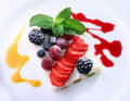 Fruit Dessert Royalty Free Stock Photos - 7239738