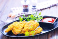 Fried Fish Royalty Free Stock Photography - 72301407