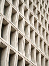 Hollow Concrete Block Wall Stock Image - 72306641