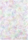 Abstract Drawn Watercolor Background In Blue, Pink And Violet Colors. Stock Photo - 72342070