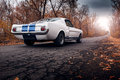 Old Car On The Road Royalty Free Stock Image - 72370456