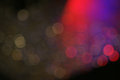 Dark Colorful Bokeh With Red Light For Nightlife Concept. Royalty Free Stock Photos - 72443218