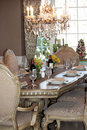 Dining Room Table Stock Images - 7254804