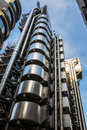LONDON/UK - MARCH 7 : View Of The Lloyds Of London Building On M Stock Photography - 72517852
