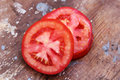 Tomato Slices Royalty Free Stock Photography - 72554057