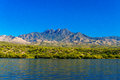 Mountains By Saguaro Lake Royalty Free Stock Photos - 72626448