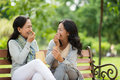 Chatting Friends Stock Images - 72634694