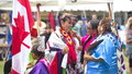 Pow-wow At Fort York, Toronto Stock Images - 72657504