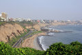 Costa Verde, Lima Royalty Free Stock Photography - 72658067