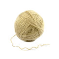 Skein Of Wool Yarn For Knitting Royalty Free Stock Photography - 72673437