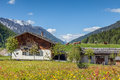 Old Farmhouse In South Tyrol Stock Image - 72674501