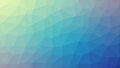 Abstract Blue Vector Gradient Lowploly Of Many Triangles Background For Use In Design Stock Photos - 72676753