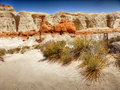 Hiking Trail Grand Staircase Escalante, Utah Royalty Free Stock Images - 72688989