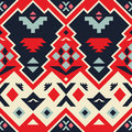 Vector Seamless Tribal Pattern Royalty Free Stock Image - 72706346