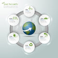 Let S Save The Earth, Ecology Concept Infographics, Ecology Icon Stock Photography - 72733132