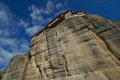 Meteora, Greece -  Monastery Roussanou Stock Photography - 72759422