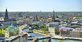View Of The Copenhagen,Denmark Royalty Free Stock Photo - 72776105