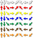 Arrows Stock Images - 7285434