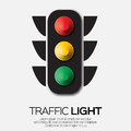 Traffic Light. Royalty Free Stock Images - 72822119