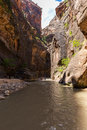 The Narrows In Zion National Park, Utah, USA Stock Photography - 72828312