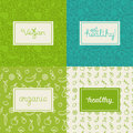 Vector Set Of Design Elements, Seamless Patterns And Backgrounds Stock Photo - 72877660