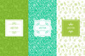 Vector Set Of Design Elements, Seamless Patterns And Backgrounds Royalty Free Stock Photography - 72878337