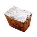 Raisin cake Royalty Free Stock Photography