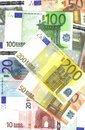 Background Euro Banknotes Stock Photo - 7295780