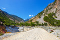 Samaria Gorge On Crete Royalty Free Stock Image - 72919526