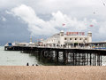 BRIGHTON, EAST SUSSEX/UK - MAY 24 : View Of Brighton Pier In Bri Stock Images - 72940634