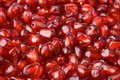 Pomegranate Grains Royalty Free Stock Image - 7307156