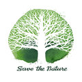 Tree Vector Logo. Ecology, Nature Symbol. Environment Icon Stock Image - 73006681